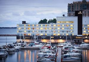 delta waterfront hotel rooms kingston