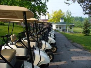 glen lawrence golf course kingston