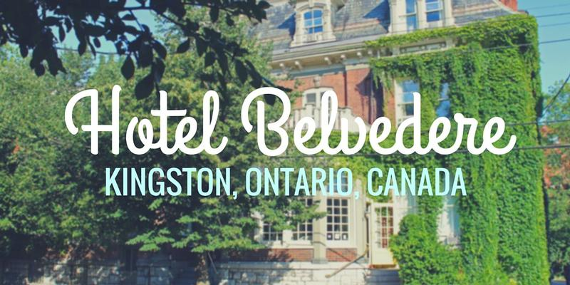 historic kingston hotel belvedere