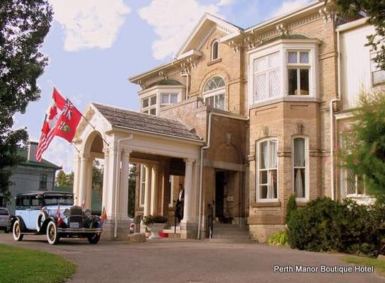 perth manor boutique hotel stay