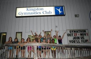 kingston gymnasts youth