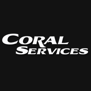 coral services auction sponsor