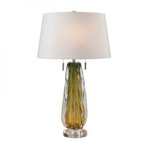 blown glass lamp kingston lighting