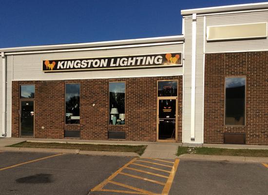 kingston lighting store
