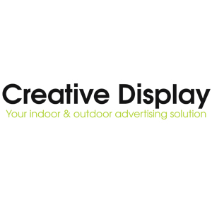 creative display technologies auction sponsor